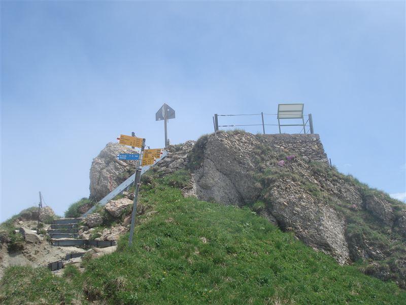 Klettersteig Speer : Speer via kletterweg m ü tobiashug
