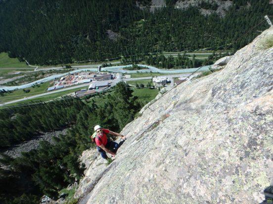 Klettersteig Speer : Kategorie klettersteige tobiashug