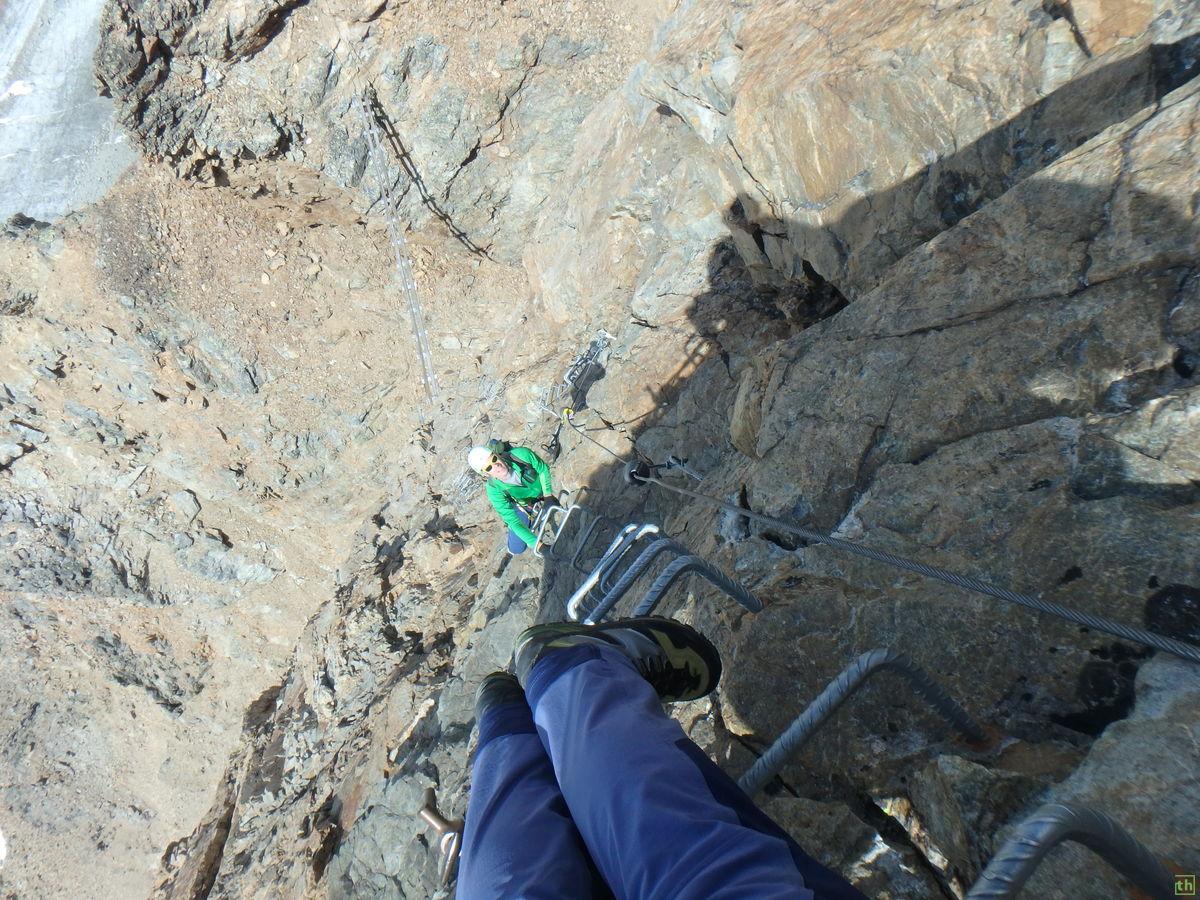 Klettersteig Piz Trovat : Klettersteig piz trovat munt pers tobiashug